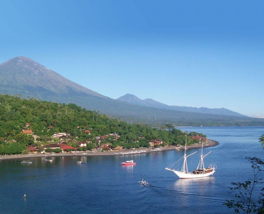 Amed Best Bali Dive Site trips with Ecodive Bali