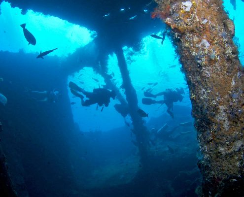 Advance Bali Amed Diving Course with Ecodive Bali