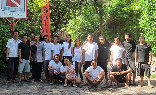 À propos de Ecodive Bali d'Amed équipe plongée