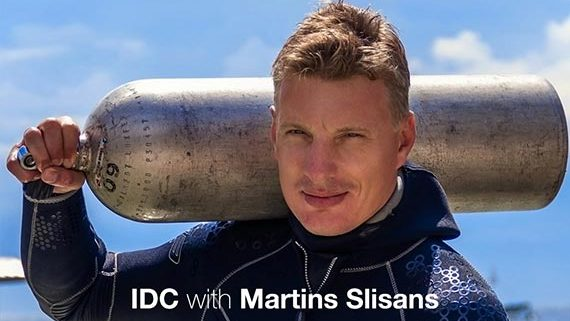 diving with martin slisans bali