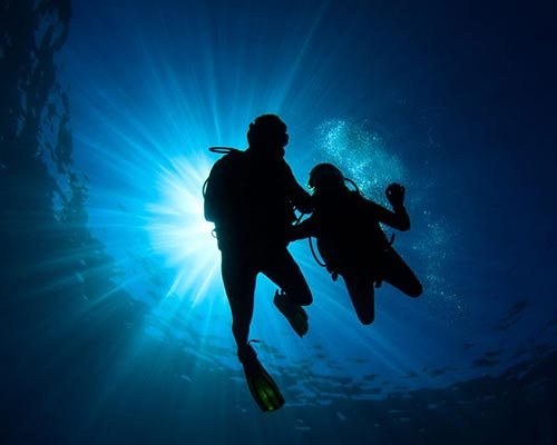 Open Water Diver with Ecodive Amed Bali