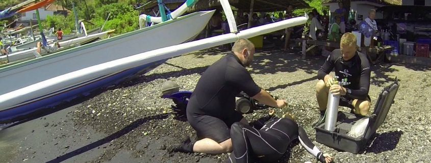 PADI Rescue Diver Course with Course Director Martin Slisans